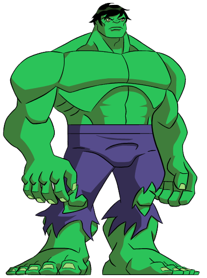 Hulk clipart Panda Clipart Hulk Free Clip