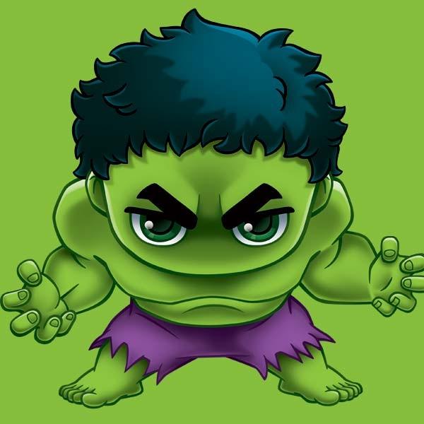 Hulk clipart baby Skin Beats Baby Hulk by