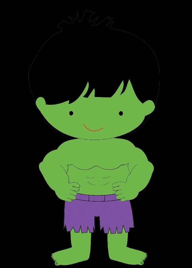 Hulk clipart baby SuperheroHulk (6) Minus CAT_Superhero png