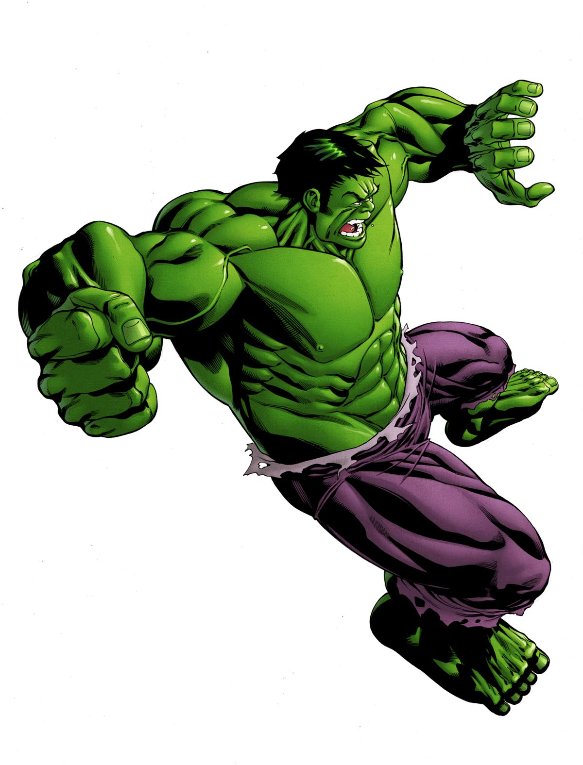 Comic clipart hulk Incredible Cliparts Clip Inspiration Art