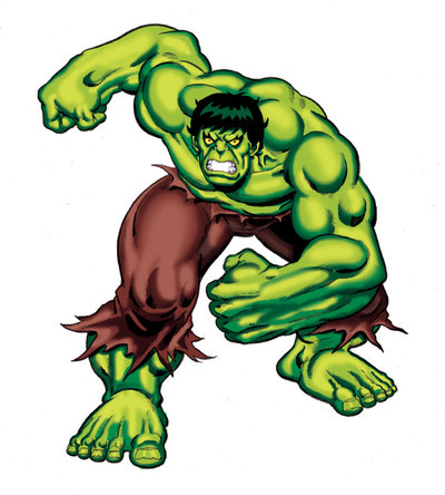Comic clipart hulk Clip Clipart Free on Download