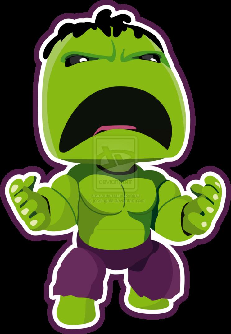 Clip art art Cute hulk