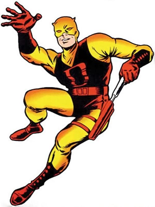 Mutant clipart genetic engineering Daredevil Murdock Comics) Daredevil career