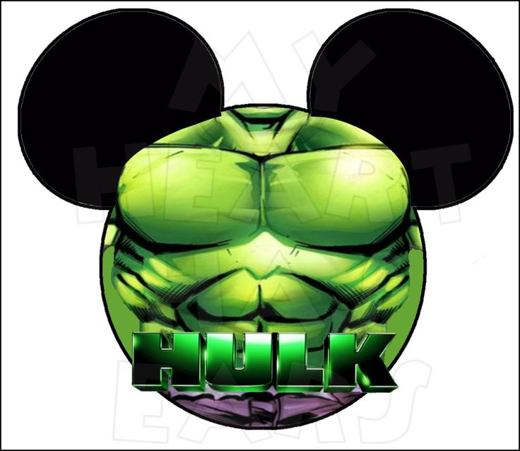 Hulk clipart disney Clip art Mouse about Party