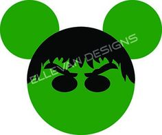 Hulk clipart disney The Hulk Disney as