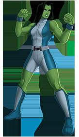 She cliparts Smash hulk Clipart