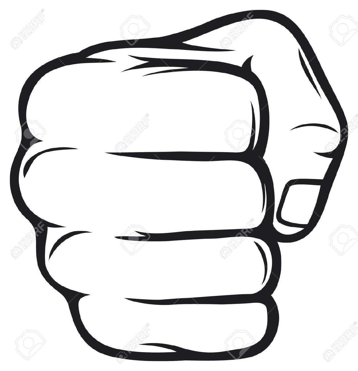 Fist clipart fist punch Clipart Fist (5830) Clipartwork Free