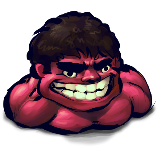 Hulk clipart happy #5