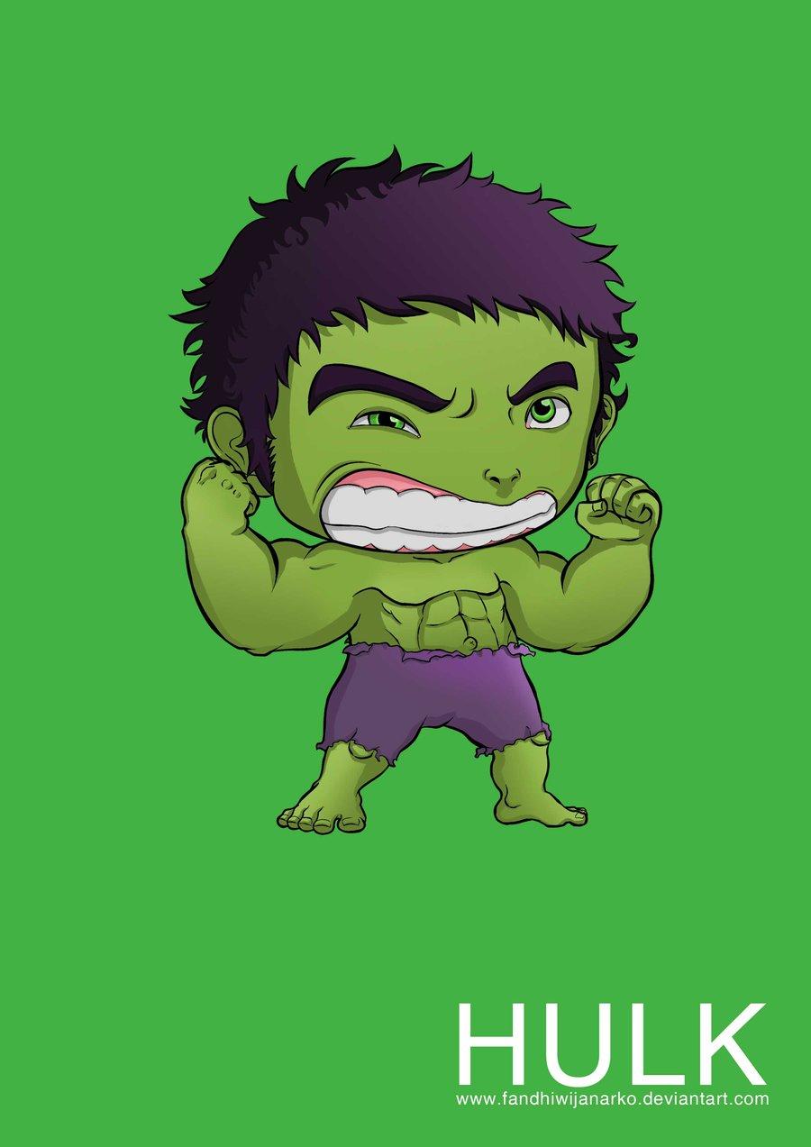 Hulk clipart happy #3