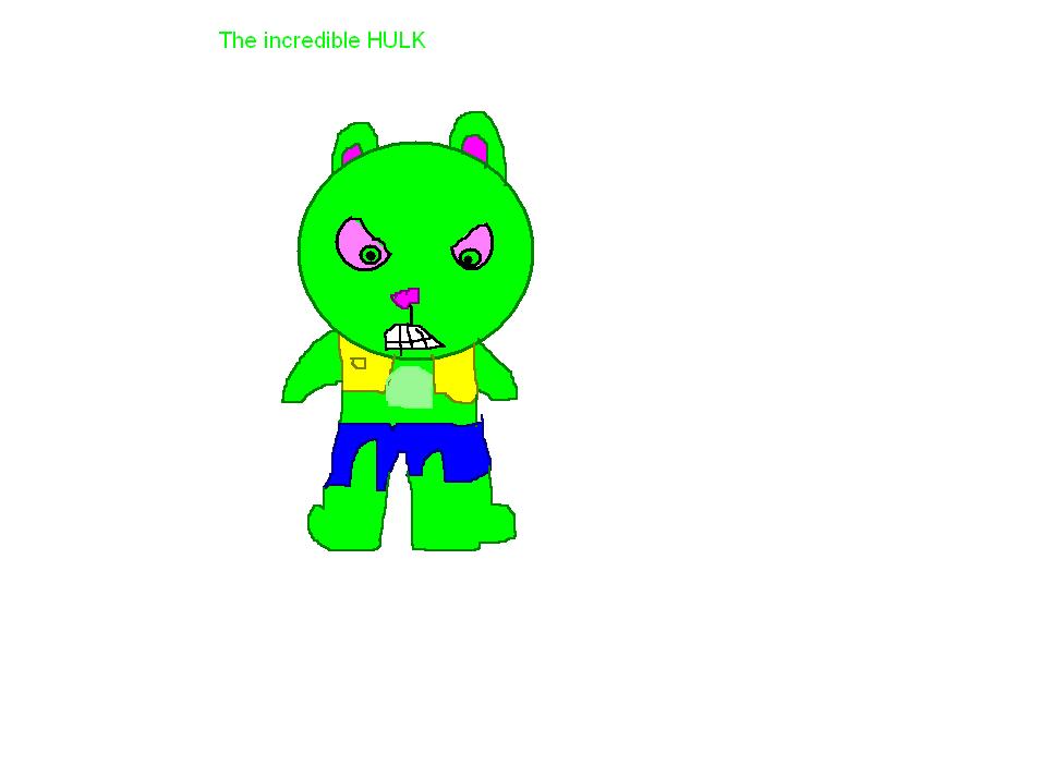 Hulk clipart happy #7