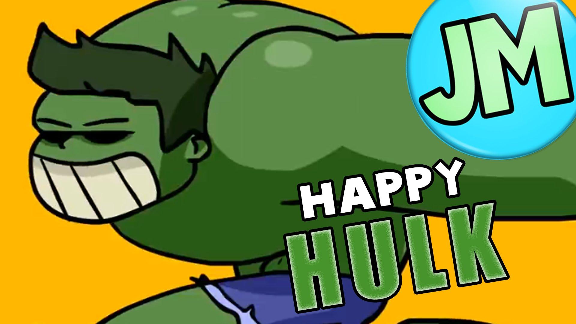 Hulk clipart happy #10