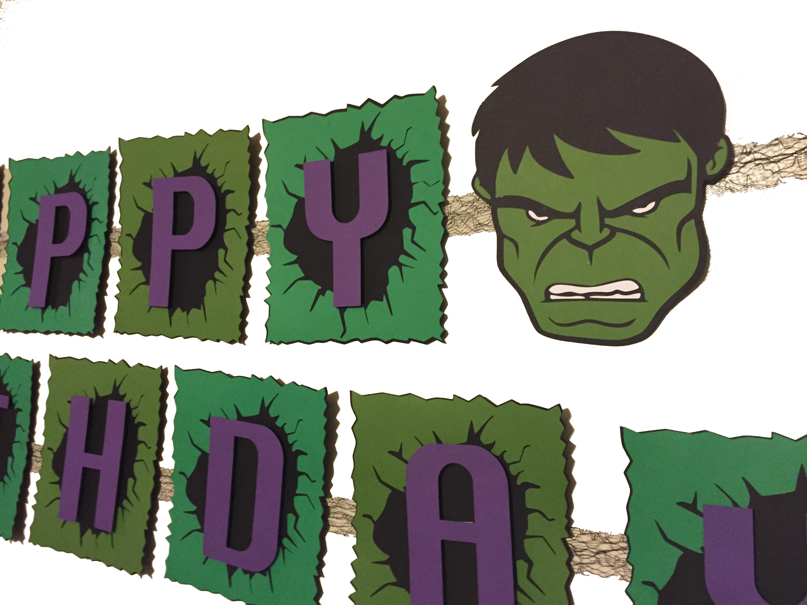 Hulk clipart happy #4