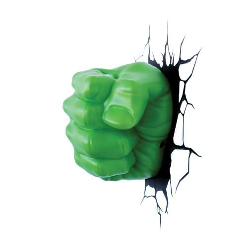 Hulk Fist Fist The Incredible