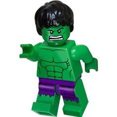 Hulk clipart lego #1