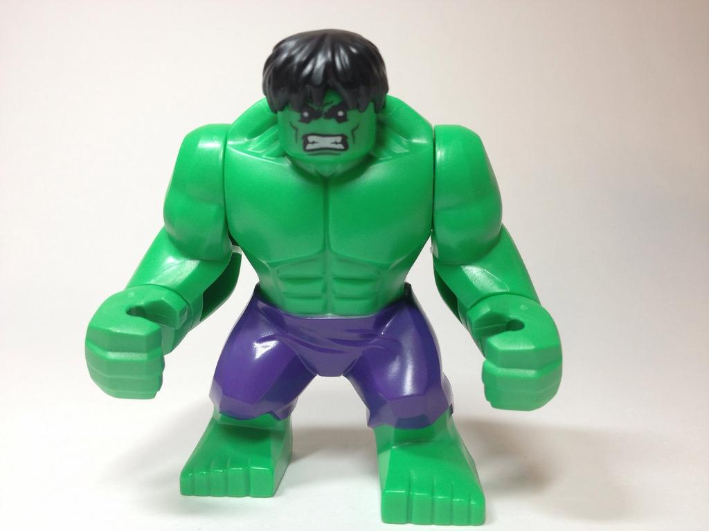 Hulk clipart lego #3