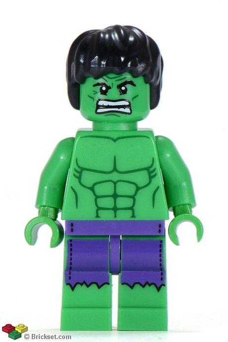 Hulk clipart lego #4