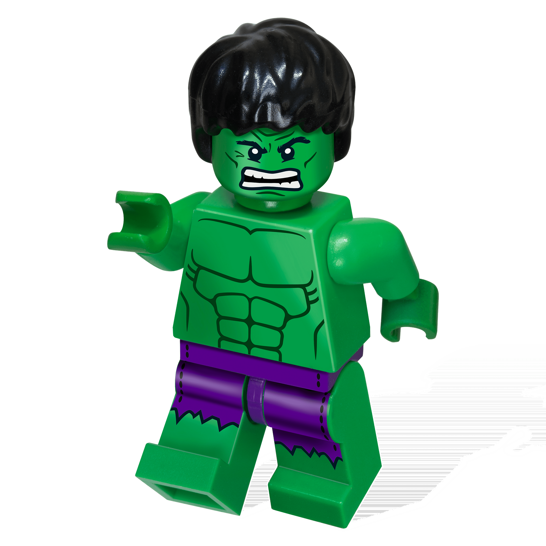 Lego clipart hulk StickPNG PNG Lego transparent Hulk