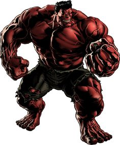 Hulk clipart marvel character #Red Red #Art #Clip Sif