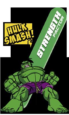 Hulk clipart super hero squad #6