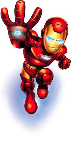 Super Girl clipart super hero squad Super Comic iron Marvel character