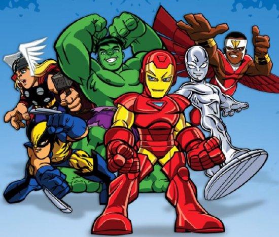 Comic clipart marvel character Super theme Hero Art Clip