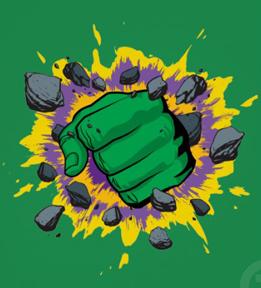 Clip Art Art Hulk Fist