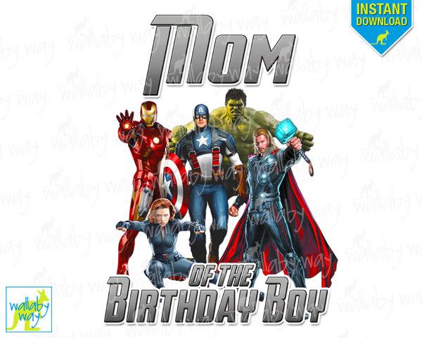 Hulk clipart thor Clip Printable Etsy Transfer Birthday