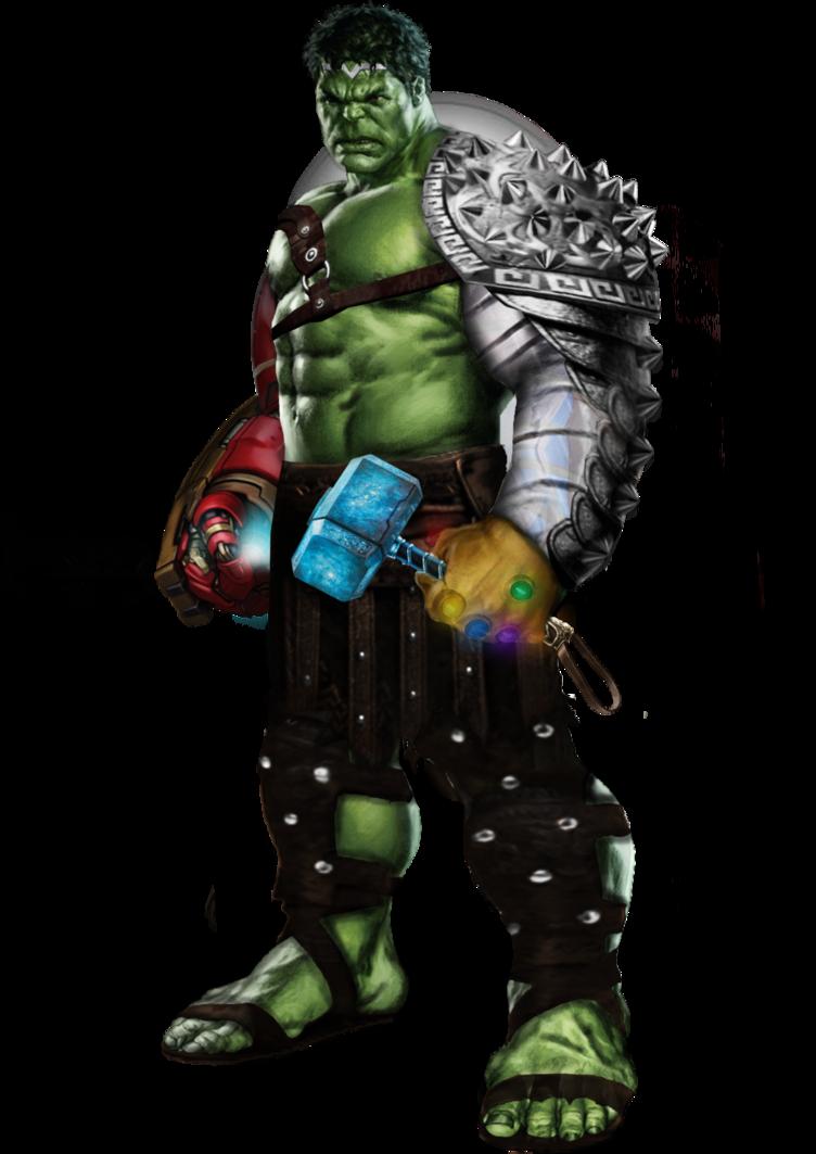 Hulk clipart transparent #15