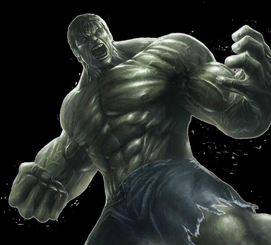 Hulk clipart transparent #12