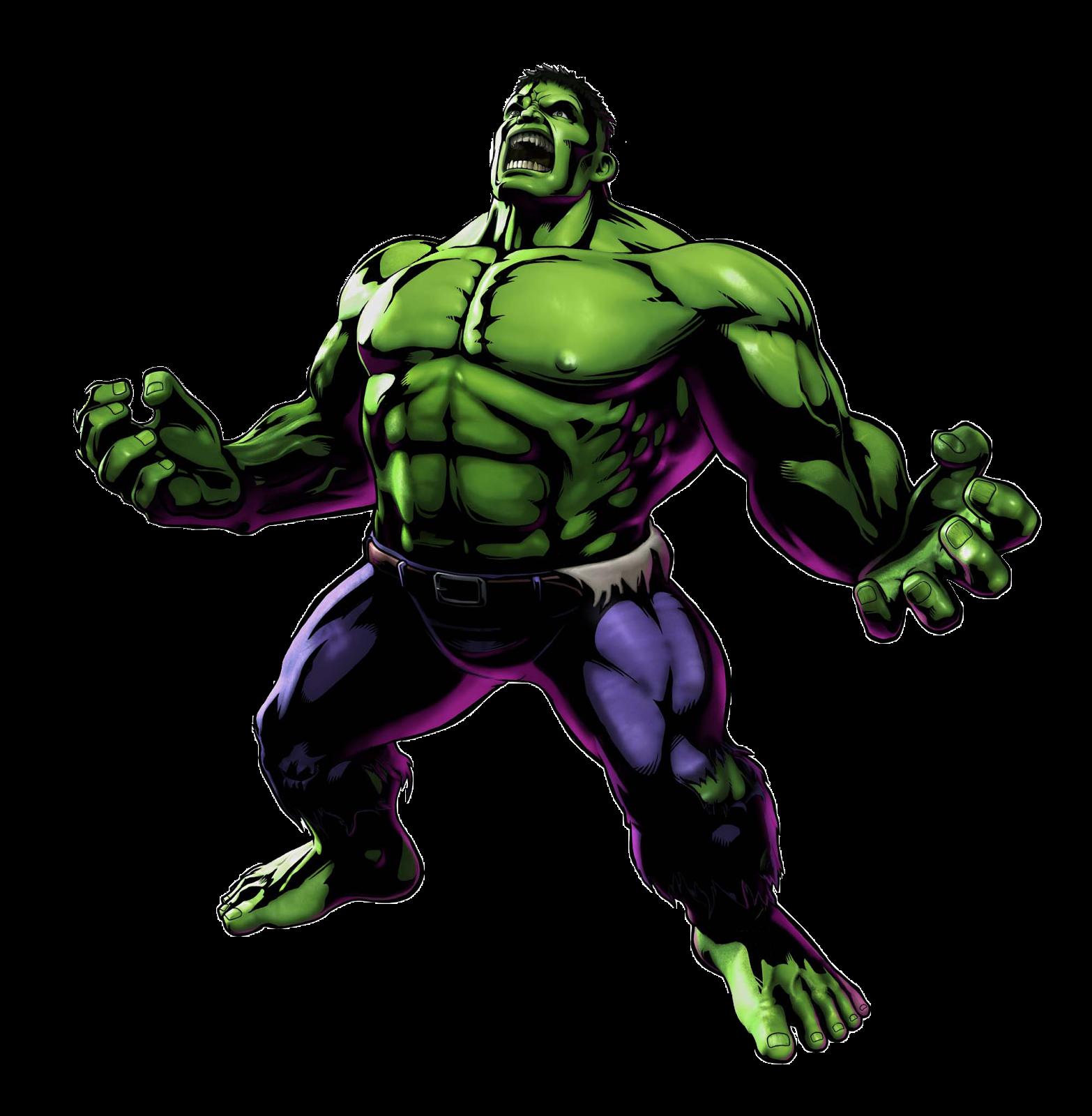 Hulk clipart transparent #3