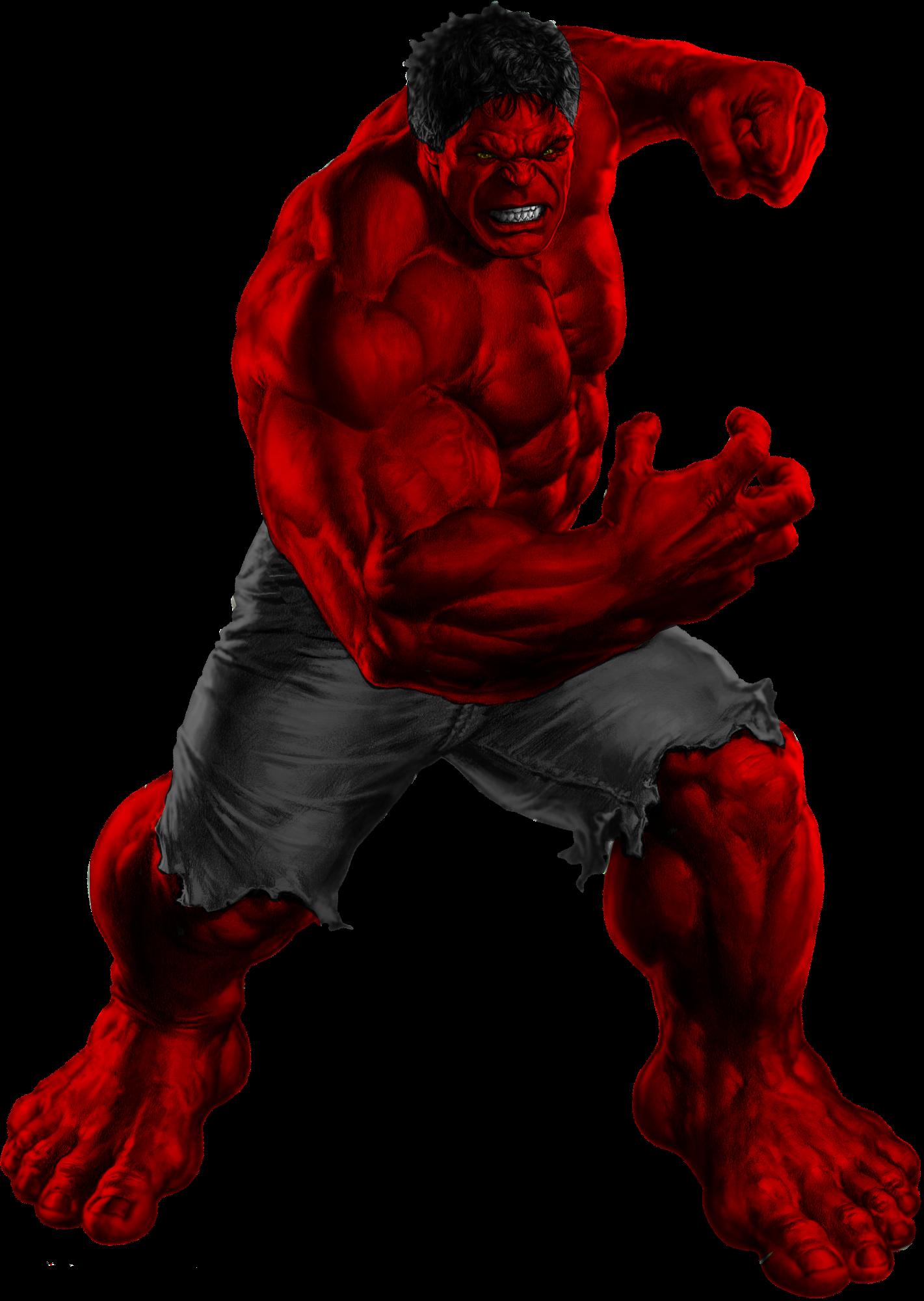 Hulk clipart transparent #10