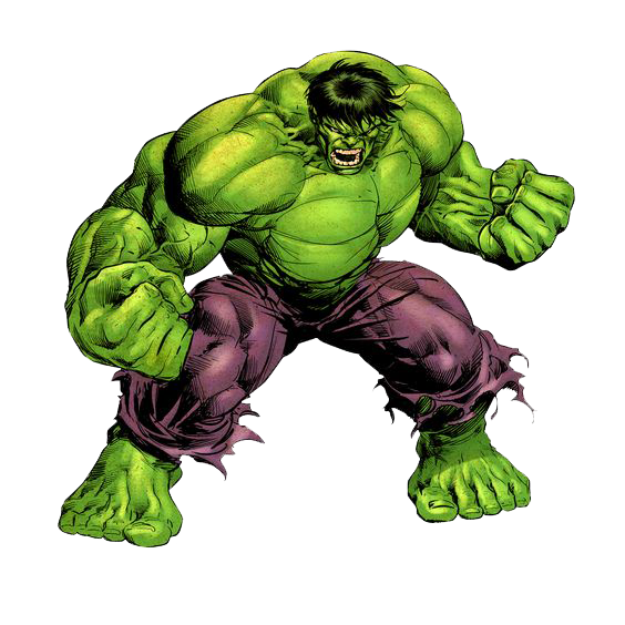 Hulk clipart transparent #2