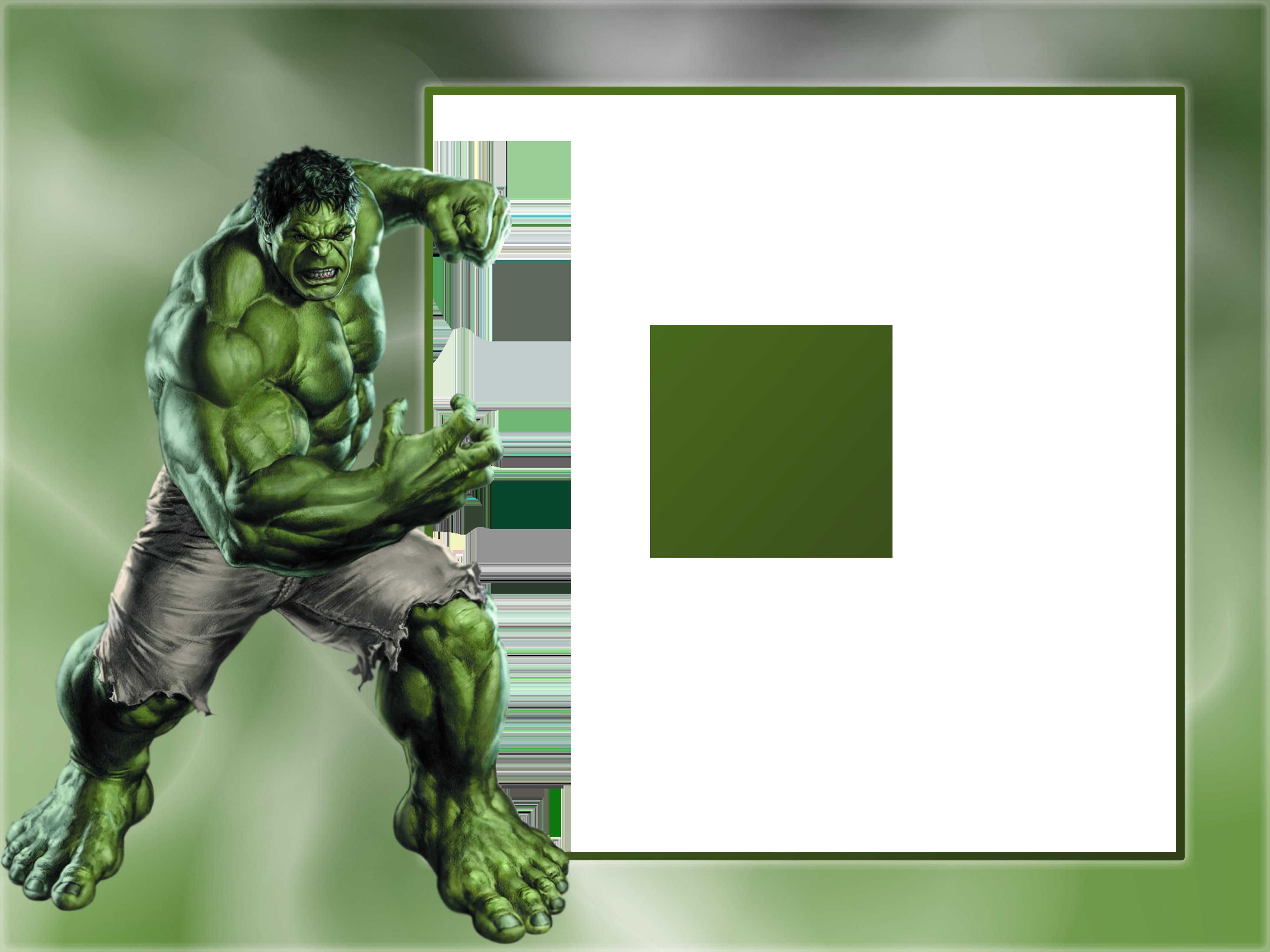 Hulk clipart transparent #5