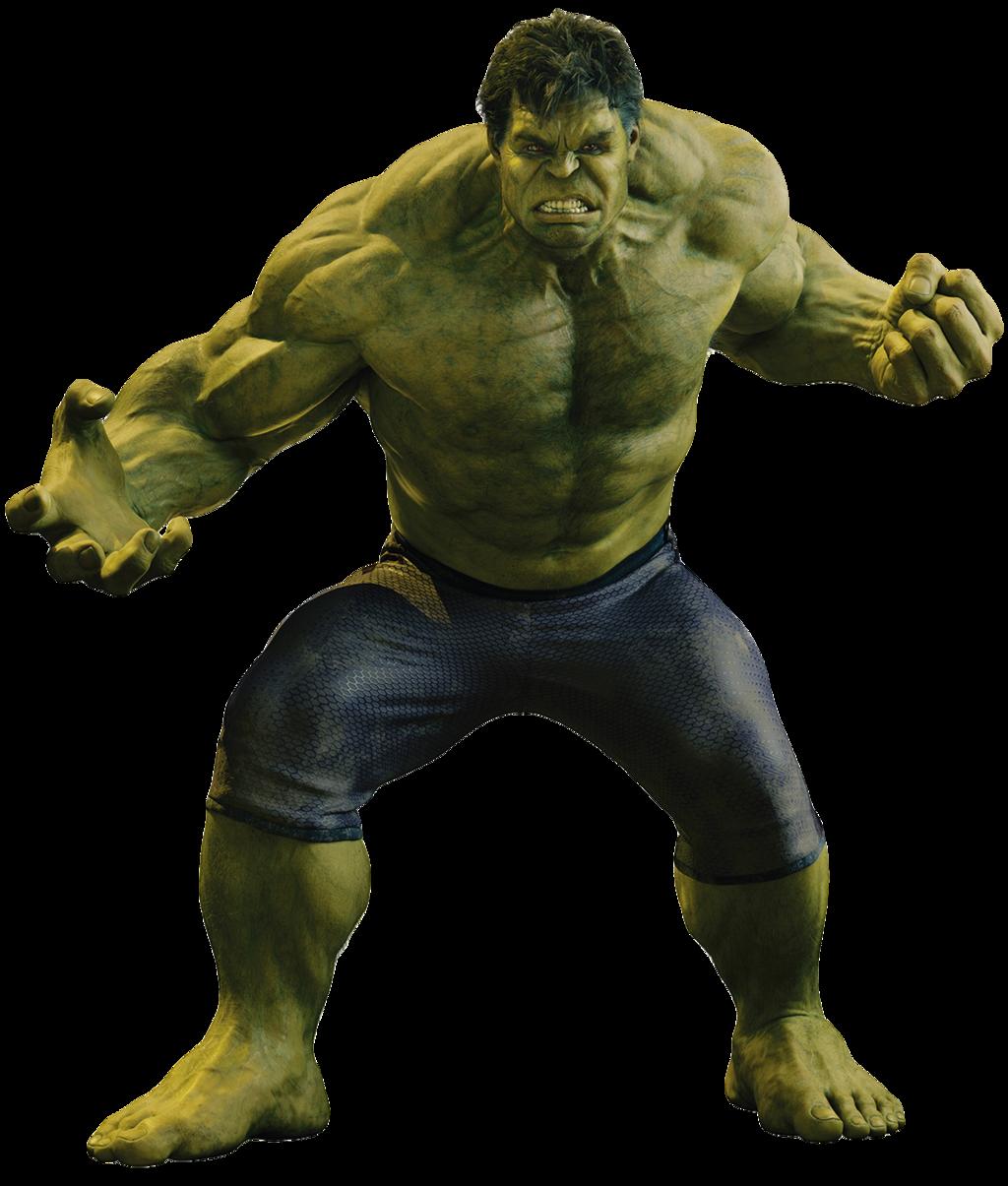 Hulk clipart transparent #4