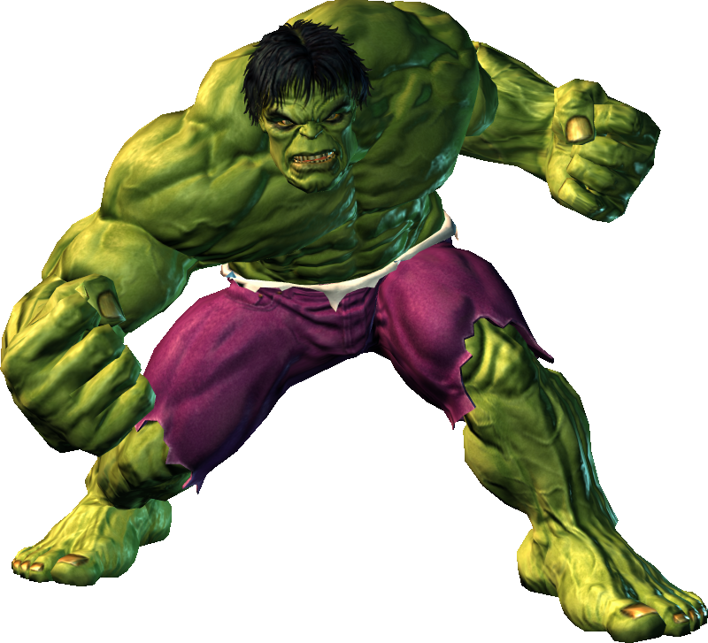 Hulk clipart transparent #1