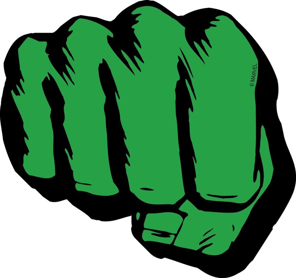 Fist clipart incredible hulk Free art of #5510