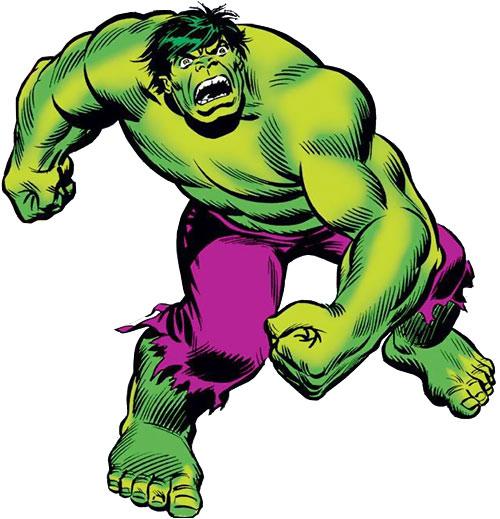 Comic clipart hulk (Marvel iconic) iconic) art Hulk