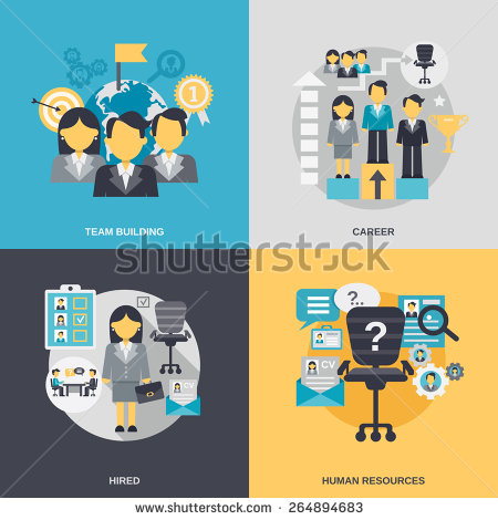 Human clipart career person Illustration team building concept person