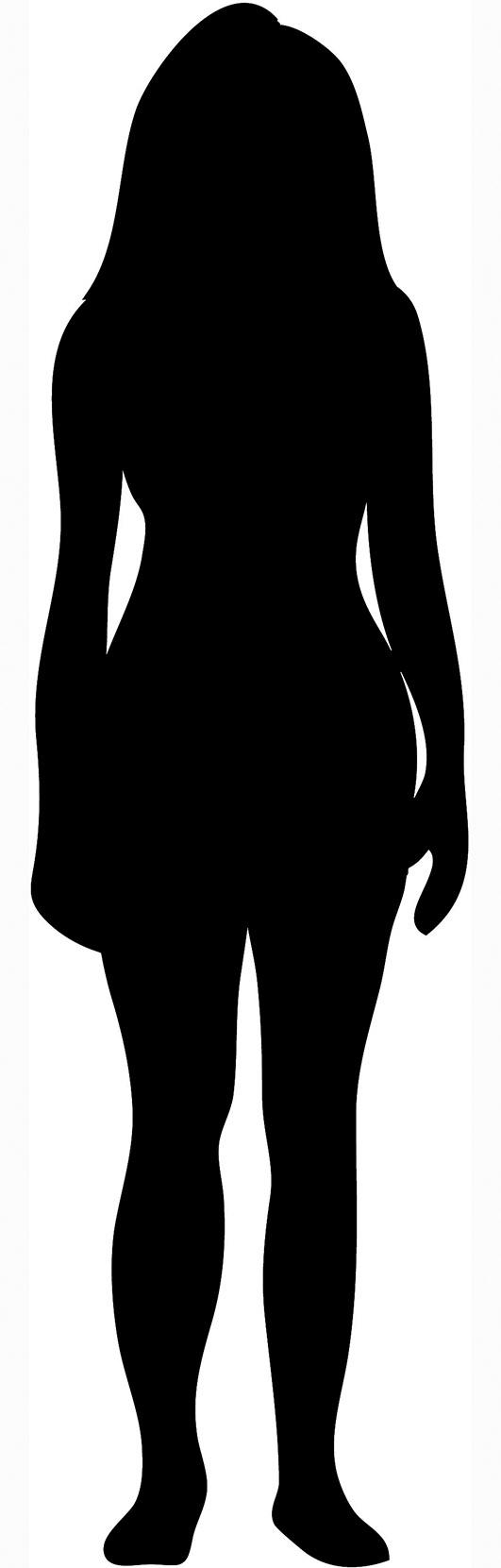 Human clipart female #10