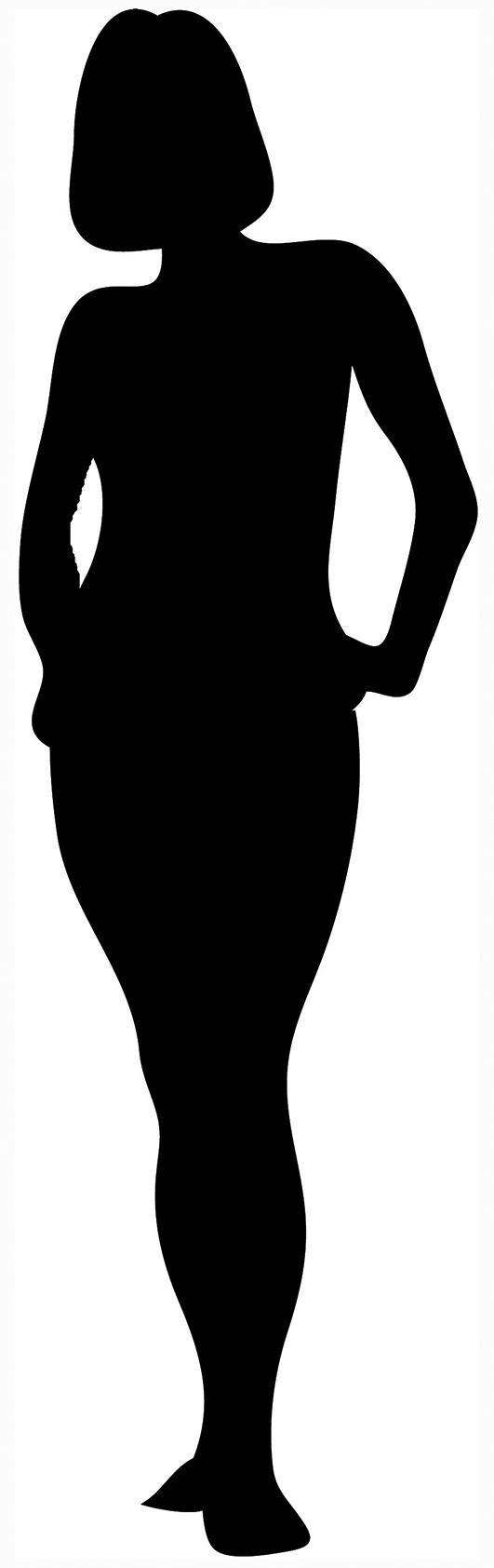 Human clipart female #13