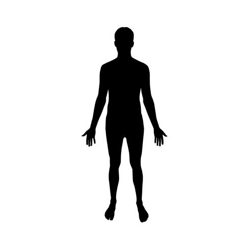 Human clipart human figure #3