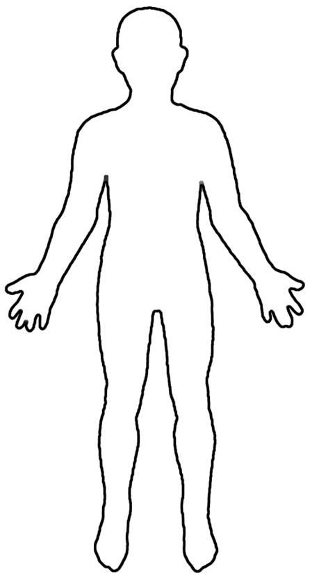 Human clipart human figure #8