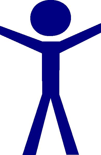Human clipart human figure #1