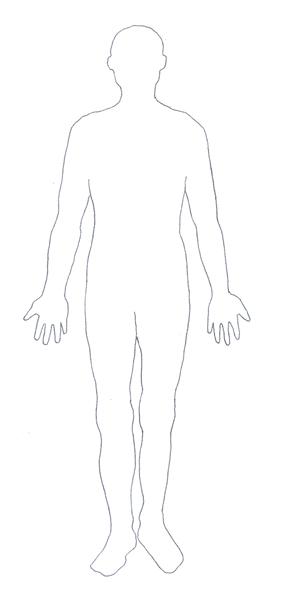 Human clipart human figure #15