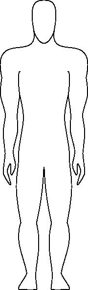 Human clipart human figure #13