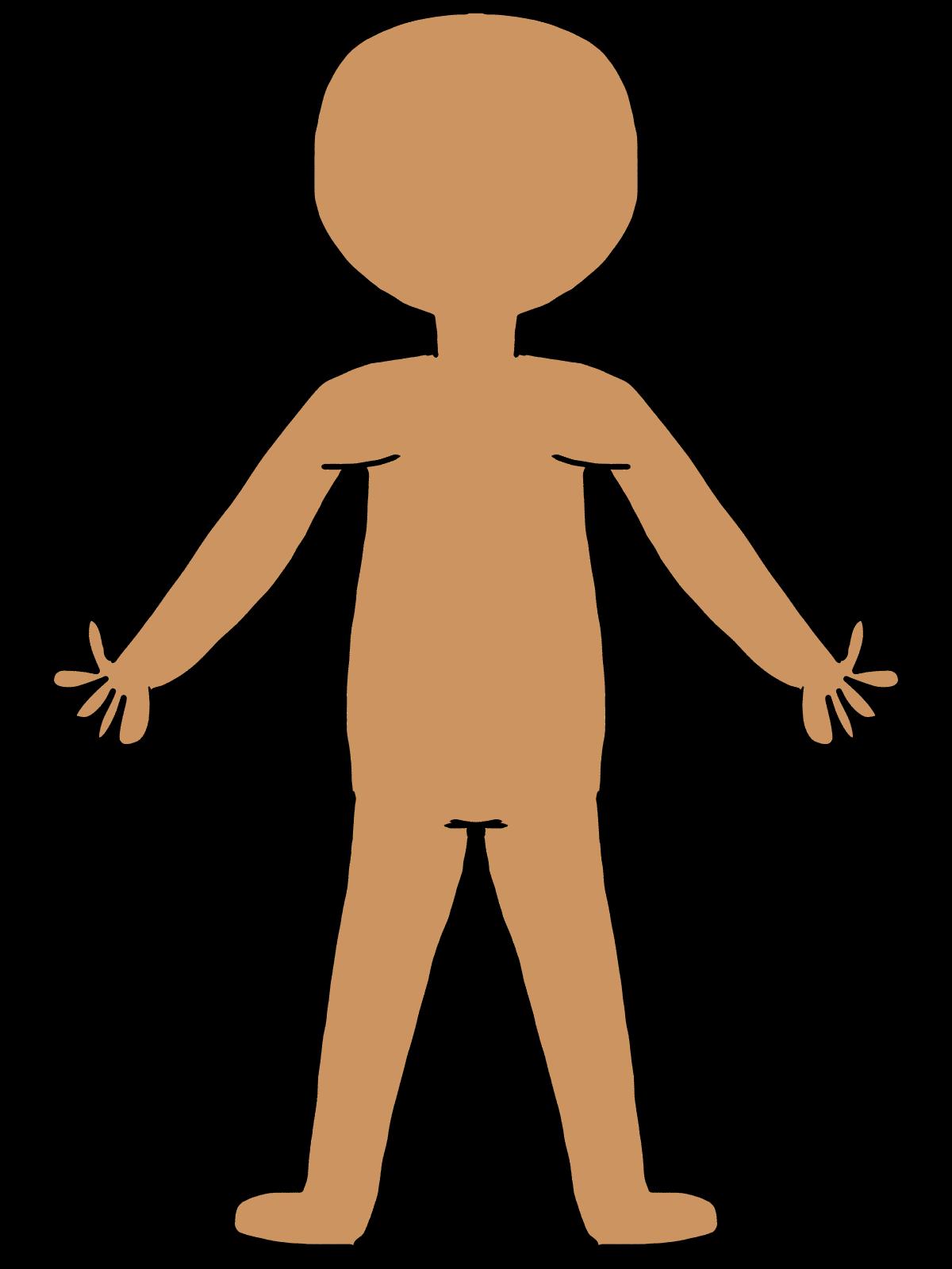 Anatomy clipart kid body Download Download Human #11 Human