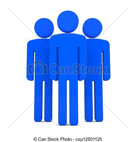 Human clipart human standing #5