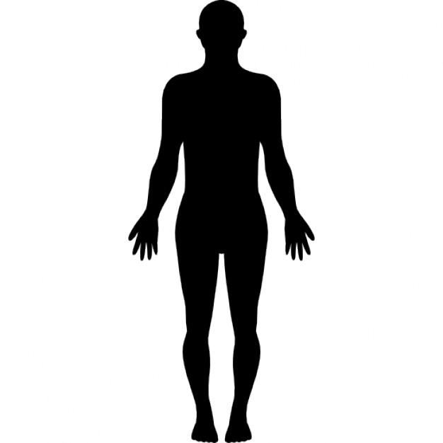 Human clipart human standing #8