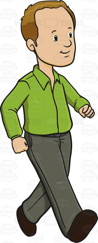 Human clipart meeting person A Shirt In Man Clipart