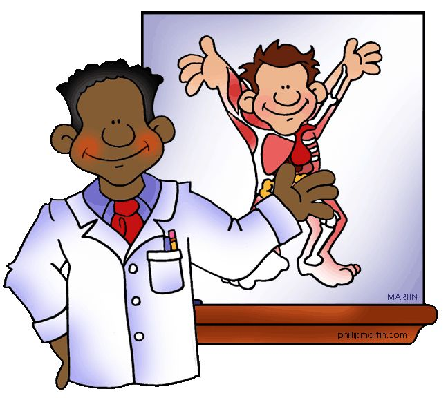 Human clipart life science #4